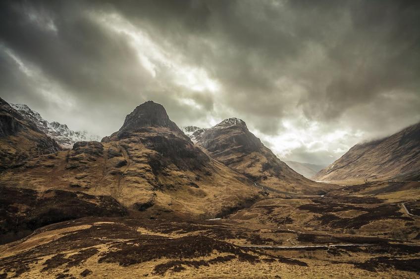 LNB - Loch Ness, Glencoe & The Highlands from Edinburgh