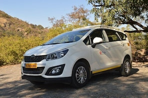 Private A/c Transfer Mount Abu to Jaipur ( 6 Seat A/c Suv )