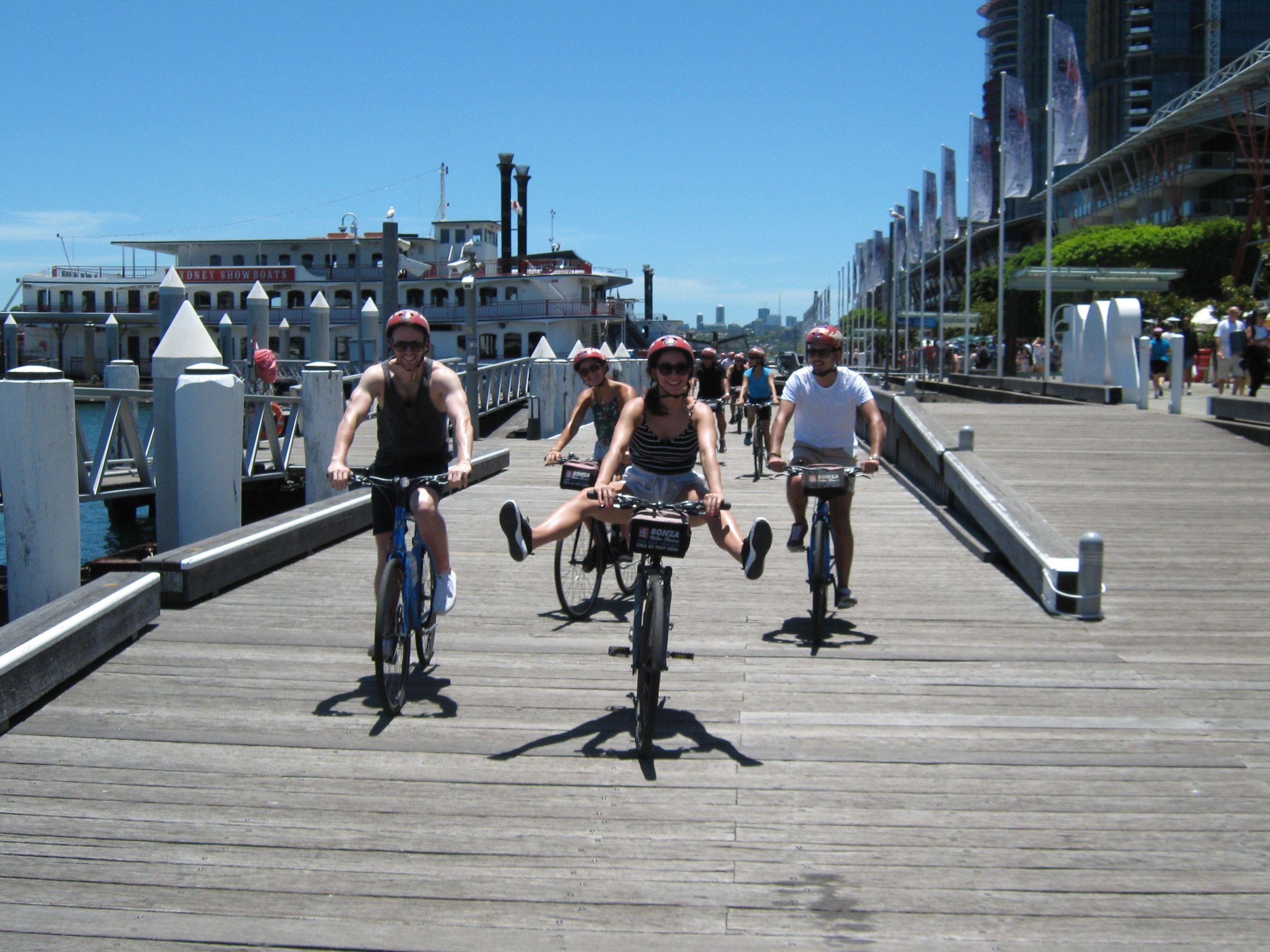 Darling Harbour Board Walk.JPG