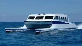 Edge Ferry to Saba