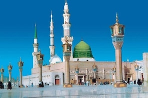 Madinah Holy Places / Ziyarat (Half Day Tour Private)