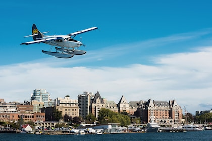 Victoria by Seaplane & Ferry