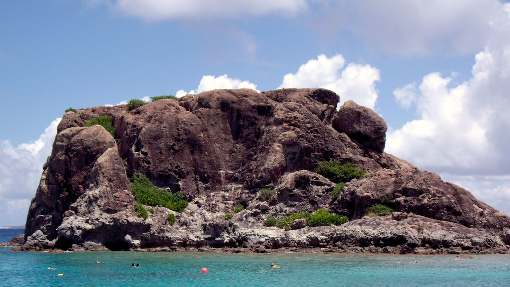 Show item 10 of 10. Creole Rock in the Caribbean