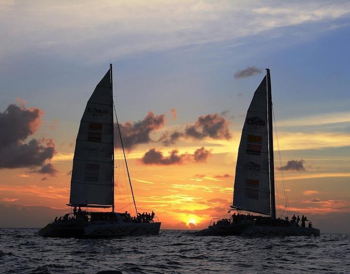 Show item 10 of 10. Lambada Sunset Sail