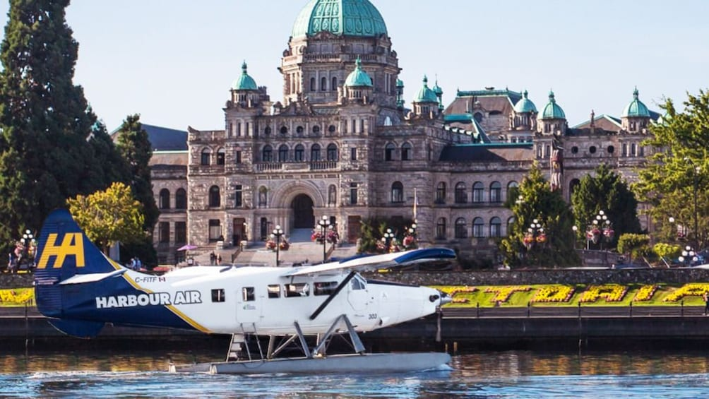 Show item 1 of 8. Spend the Day in Victoria - Seaplane Tour