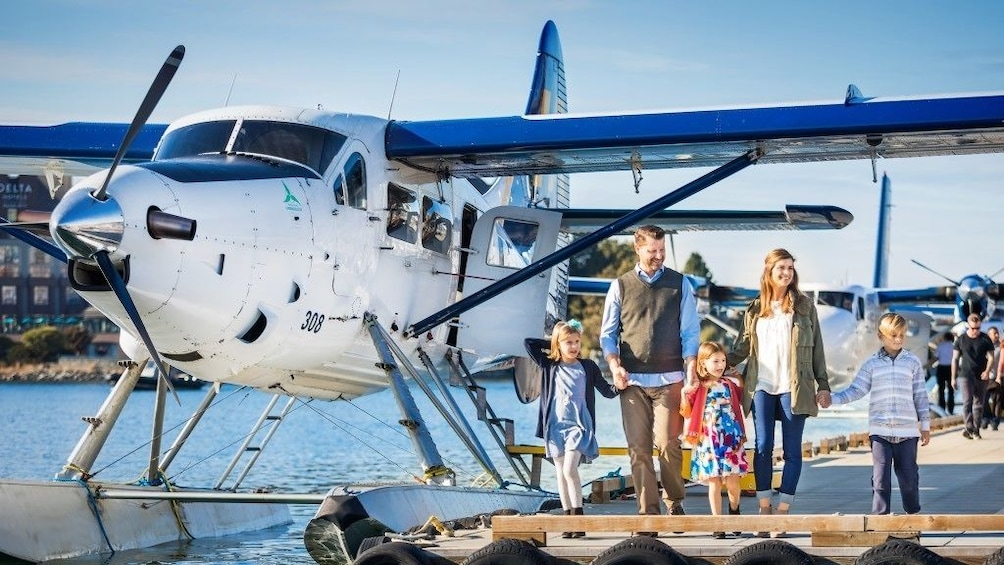 Show item 8 of 8. Spend the Day in Victoria - Seaplane Tour