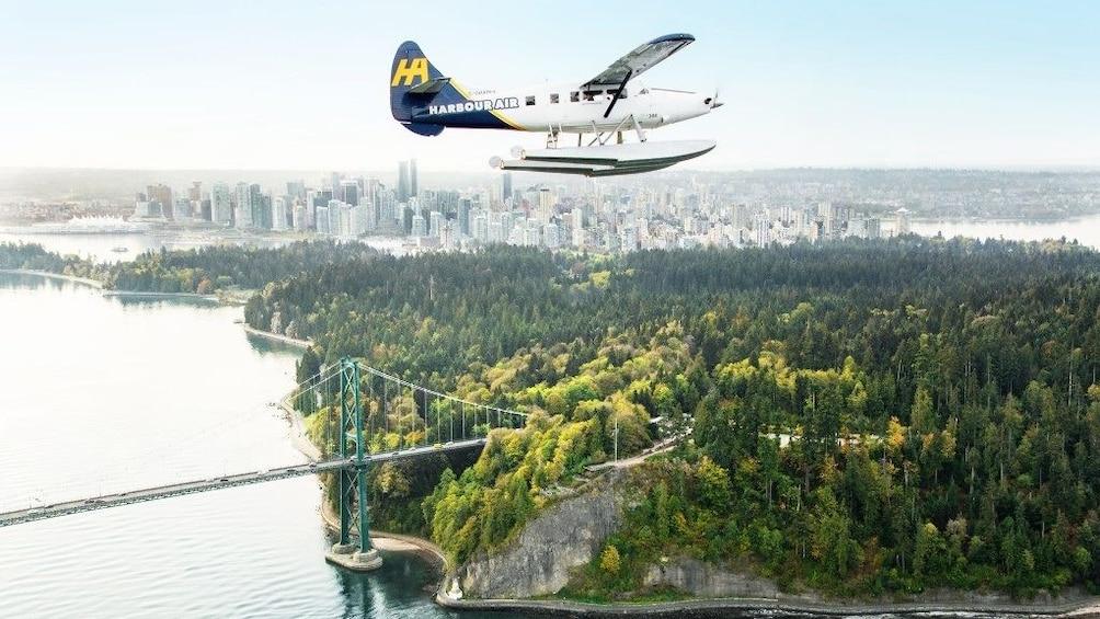 Show item 3 of 8. Vancouver Day Trip & Seaplane Flight