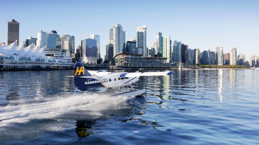 Show item 5 of 8. Vancouver Day Trip & Seaplane Flight