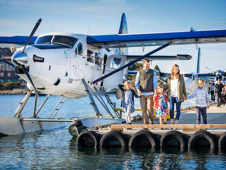 Vancouver Day Trip & Seaplane Flight