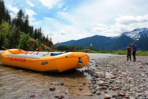 Full Day Whitewater Adventure Trip with Included Lunch