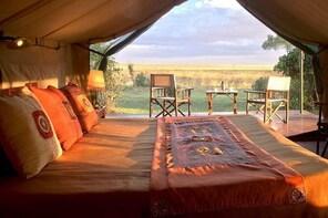 2 days 1 night Governor's camp masai mara by Flight