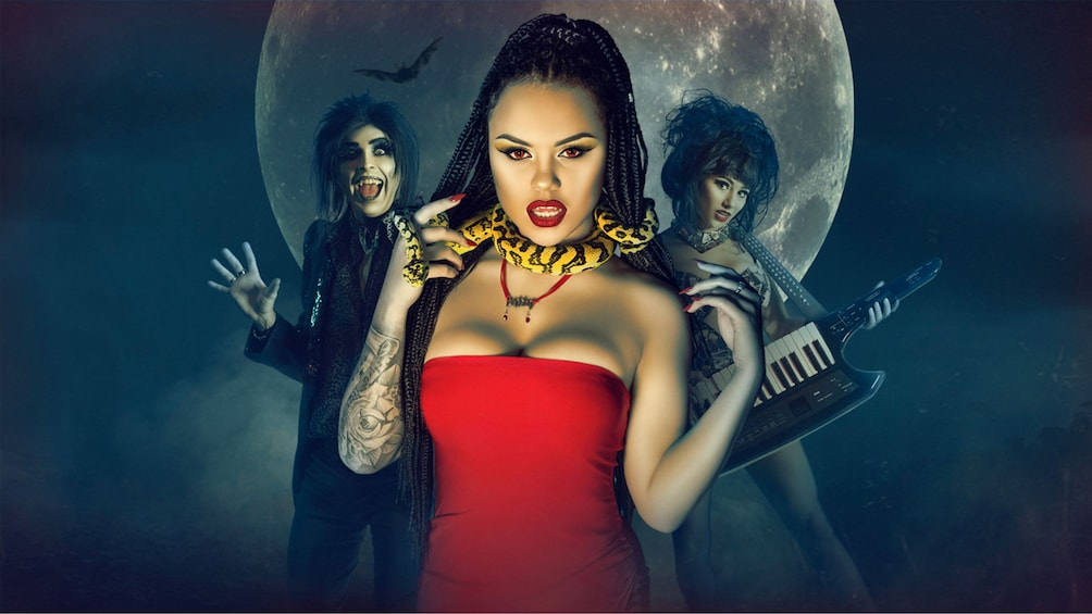 Charger l'élément 1 sur 9. Dracula's Cabaret - Dinner & Show