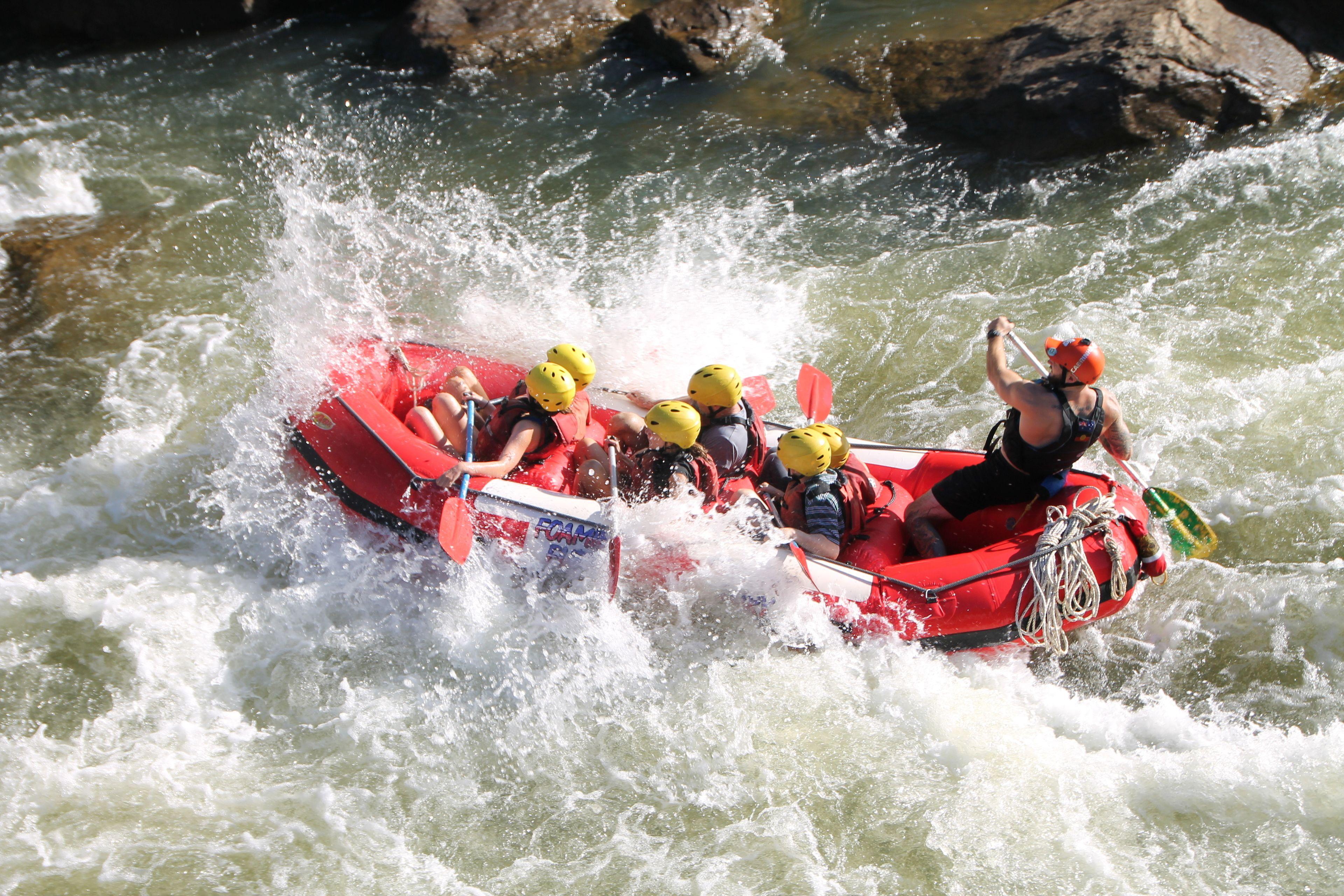 Half Day Barron River Rafting