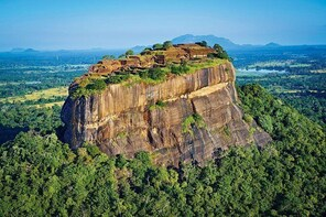 Full Day Tour to Dambulla Cave Temple & Sigiriya Rock Fortress From Polonna...