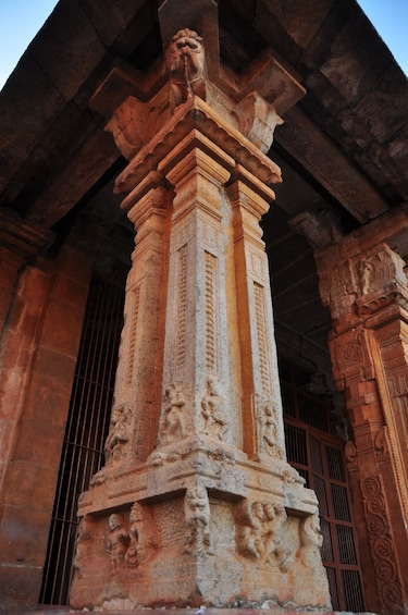 Show item 6 of 6. Highlights of Tamil nadu Temples