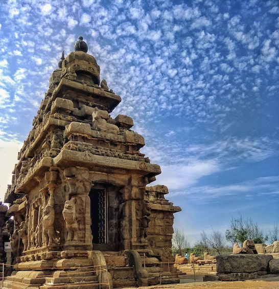 Show item 2 of 6. Highlights of Tamil nadu Temples