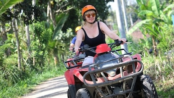 Bali ATV Jungle Adventure with Lunch and Hotel Transfer