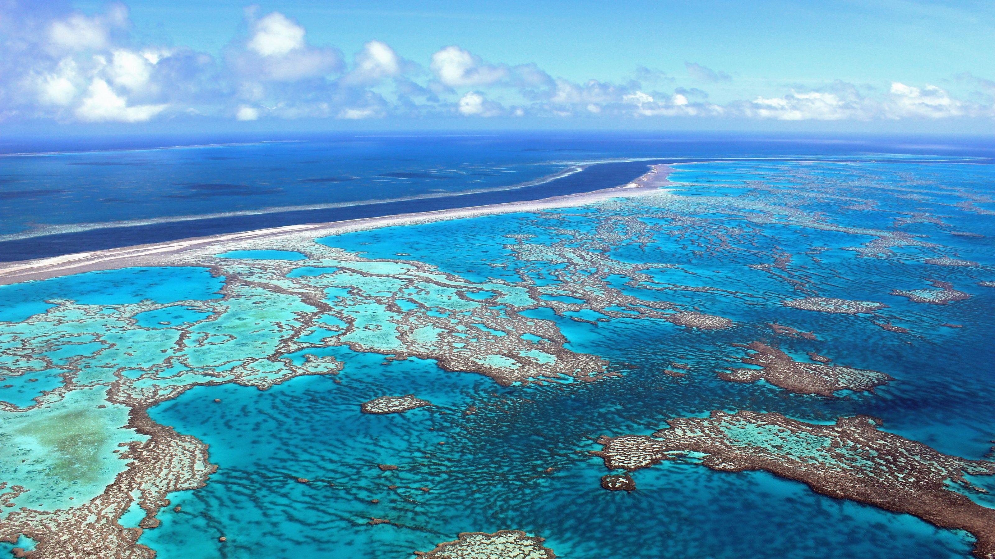 Whitsundays & Great Barrier Reef Scenic Flight