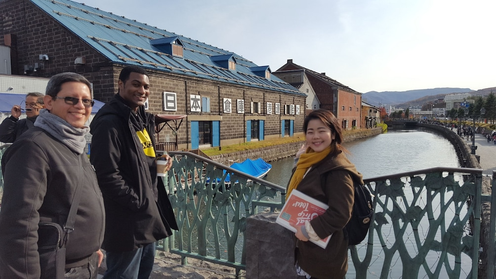 Show item 4 of 10. Otaru Walking & Street Food Tour in Hokkaido