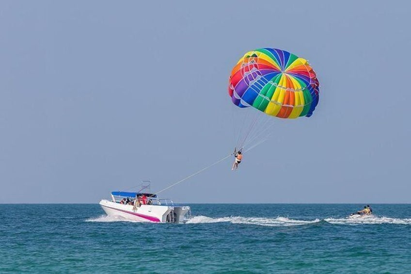 Show item 1 of 8. Water Sports Goa