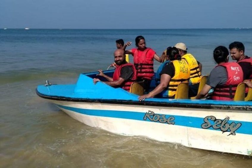 Show item 5 of 8. Water Sports Goa