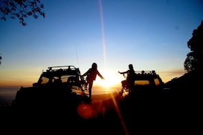 [ Exclusive ] Mount Batur Sunrise experience by 4WD Jeep