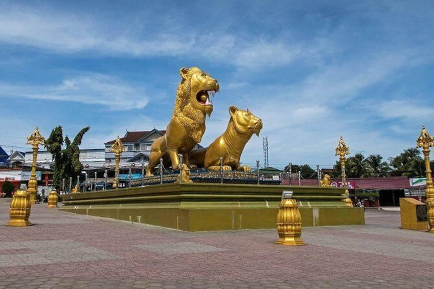 Show item 2 of 6. 3-4 Hours City Tour of Sihanouk Ville