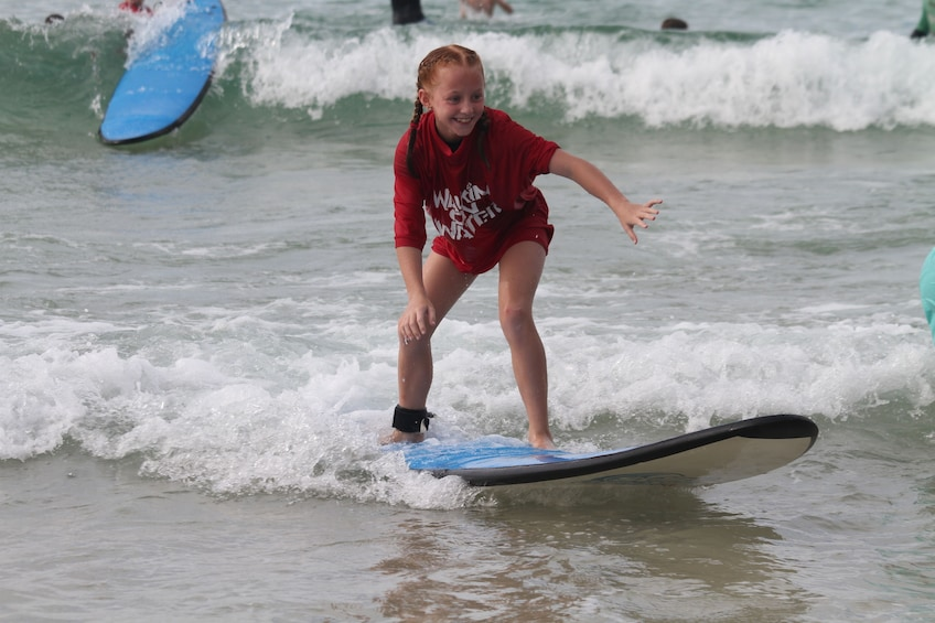 Show item 3 of 4. Beginner Surf Lesson