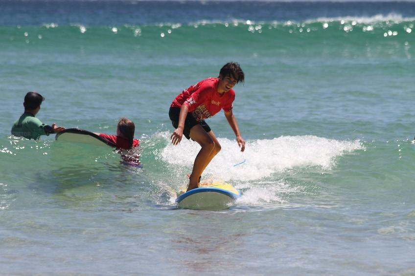Show item 4 of 4. Beginner Surf Lesson