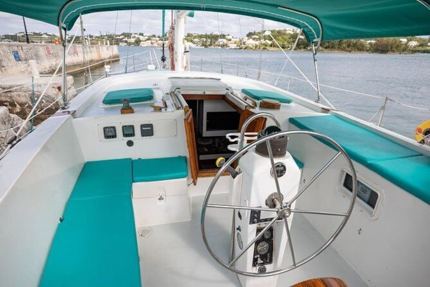 Show item 2 of 8. 3 hour private sailboat charter For up to 12 people