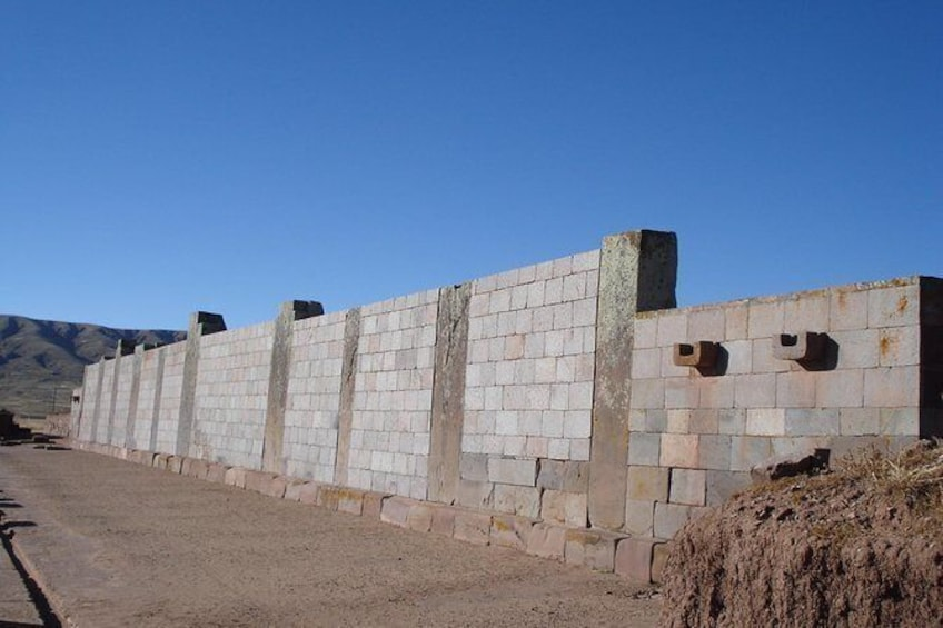 Show item 2 of 4. TIWANAKU - The cradle of andean civilizations