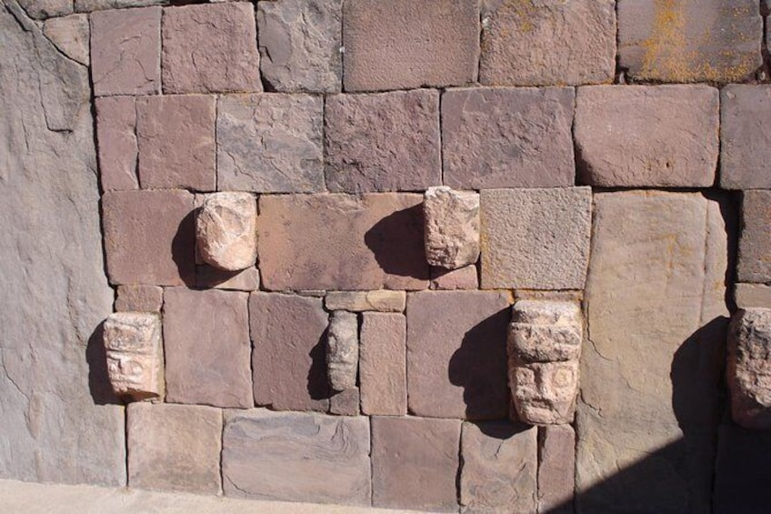 Show item 4 of 4. TIWANAKU - The cradle of andean civilizations