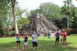 Chacchoben Ruins Experience Tour