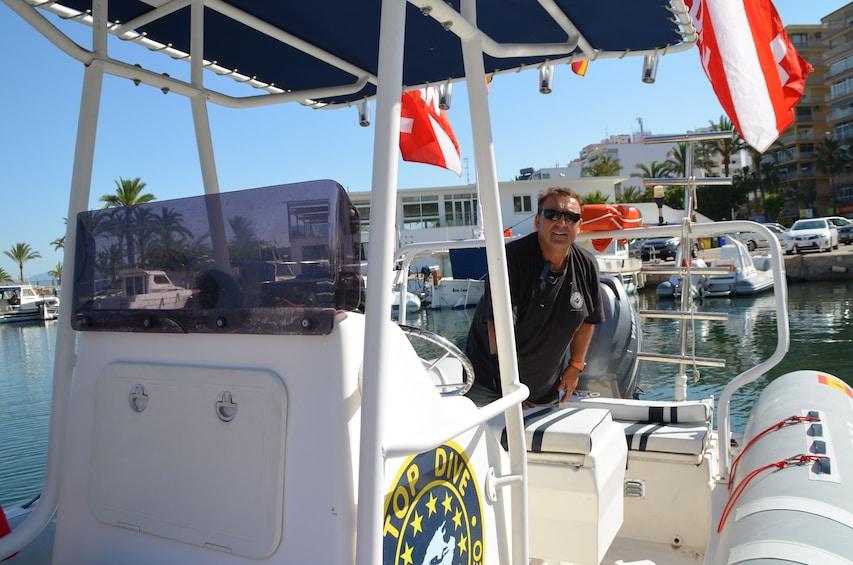 Boat Tour & Snorkeling in Palma Bay