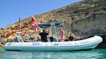 Boat Tour & Snorkeling in Palma Bay