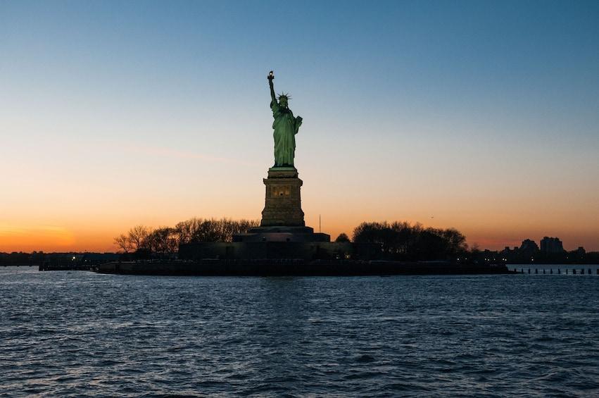 Show item 10 of 10. New York Harbor Lights Evening Cruise