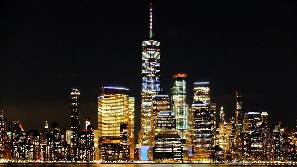 New York Harbor Lights Evening Cruise