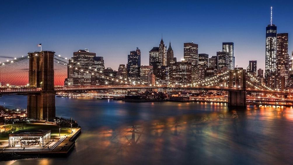 Show item 2 of 10. New York Harbor Lights Evening Cruise