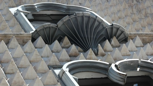architectural details in Portugal
