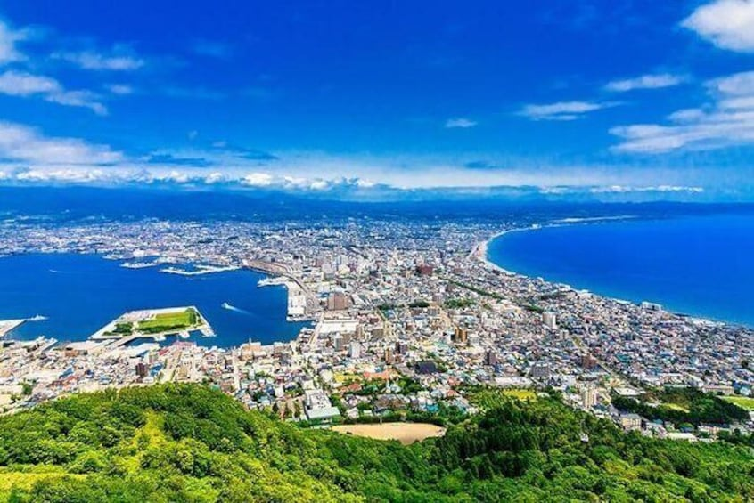 Show item 1 of 15. Hakodate Full-Day Private Tour with Nationally-Licensed Guide