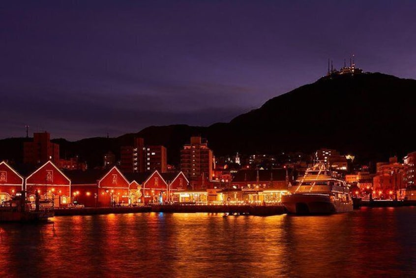 Show item 3 of 15. Hakodate Half-Day Private Tour with Nationally-Licensed Guide