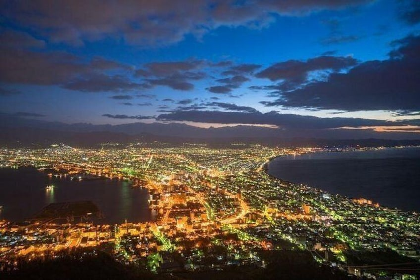 Show item 4 of 16. Hakodate Half-Day Private Tour with Nationally-Licensed Guide