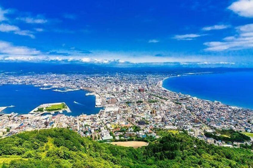 Show item 1 of 16. Hakodate Half-Day Private Tour with Nationally-Licensed Guide
