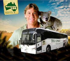 Australia Zoo Admission with Express Transfers