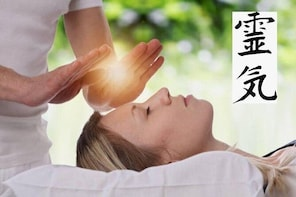 Reiki Master Energy Healing Session