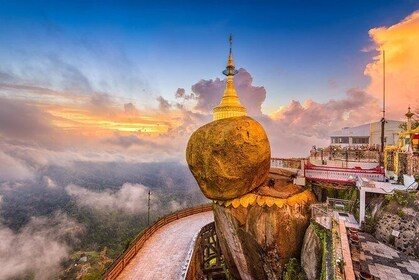 Golden Rock Day Return Trip from Yangon - Joint Group Tour