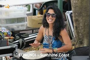 Excursion dans l'arrière-pays de la Sunshine Coast et à Eumundi Market