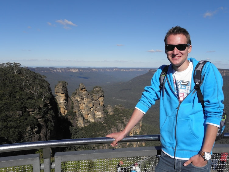 Show item 1 of 8. Blue Mountains Eco Tour from Sydney