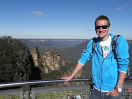 Ökotour durch die Blue Mountains ab Sydney