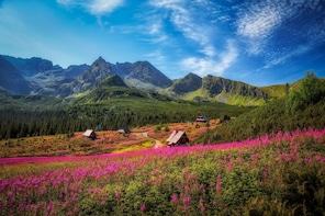 Tatra Mountains & Zakopane - private tour 8-9 h